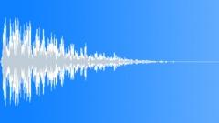 Intense Bass Hit Impact 5 Sound Effect