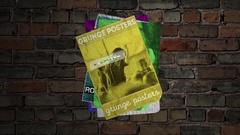 Grunge Posters Kuvapankki erikoistehosteet