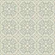 Antique seamless background round curve geometry leaf Stock Illustration