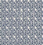 Seamless vintage worn out geometry aboriginal pattern background Stock Illustration