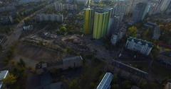 Industrial area Stock Footage