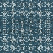 Seamless retro worn out background spiral curve cross dot line Stock Illustration