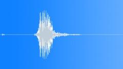 Jack Russell dog single bark Sound Effect