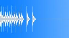 Cute Cartoon Game Alert 3 Sound Effect