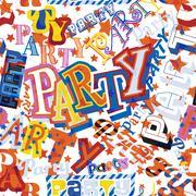 Party seamless tile Stock Illustration