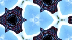 Looping animated motion background. Stock Footage