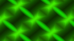 Active background, smooth movement of green figures Stock Footage