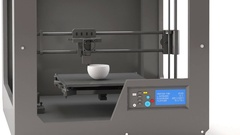 3D printing concept design with Golf Ball Stock Footage