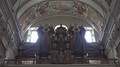4k Entrance indoor shot tilt down church organ catholic Salzburg cathedral 4k or 4k+ Resolution