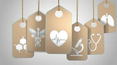 Medical and healthcare concept Stock Footage