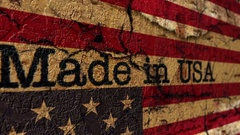 Made in USA Stock Footage