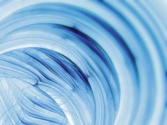 A Ripple In Spacetime Stock Illustration