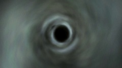 Gloomy  Eye of Storm - Tornado Vortex  -  Video Footage Stock Footage