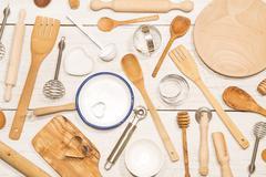 Various utensil Stock Photos