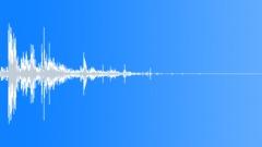 Boulder impact smash 04 Sound Effect
