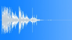 Boulder impact smash 20 Sound Effect