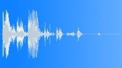 Boulder impact smash multiple 01 Sound Effect