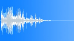Boulder impact smash 13 Sound Effect