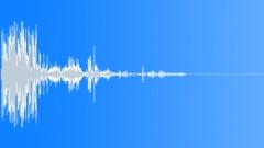 Boulder impact smash 15 Sound Effect