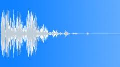 Boulder impact smash 19 Sound Effect