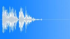 Boulder impact smash multiple 04 Sound Effect