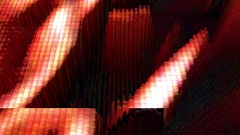 Digital pixel extrusion - HD Stock Video Stock Footage