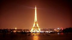 Tour de Eiffel in 4K Stock Footage