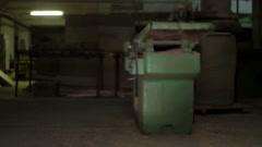 Panorama workshop Stock Footage