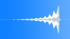 Modern Reverse Metallic Cymbal Crash 2 Sound Effect