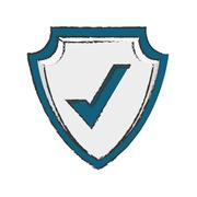 Security or safety related icons image Piirros