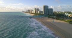 Haulover Inlet Miami Beach Stock Footage