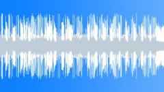 Hybrid Metal Background Action Loop Stock Music