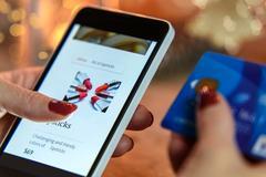 Modern e-commerce shopping Kuvituskuvat