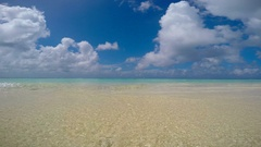 Gorgeous exotic Islands of the Maldives archipelago Arkistovideo