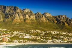 Twelve Apostles in South Africa Stock Photos