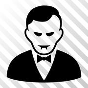 Vampire Vector Icon Piirros