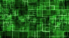 Abstract background texture. Moving green digital backdrop. Stock Footage