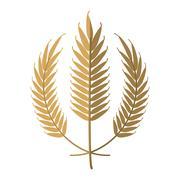 Ears of wheat icon Stock Illustration