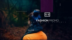 Fashion Promo P5 Stock After Effects