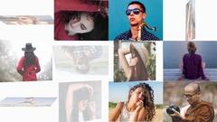 Minimal Photo Opener Kuvapankki erikoistehosteet