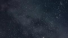 Sagittarius Constellation. Zodiac Sign Sagittarius constellation lines Stock Footage