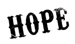Hope rubber stamp Piirros