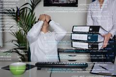 Young Computer Programmer Kuvituskuvat