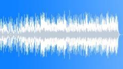 Hacker Dystopia Futuristic Action Track One Minute Stock Music