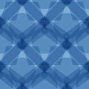 Vector seamless pattern. Modern stylish texture. Geometric ornament Stock Illustration