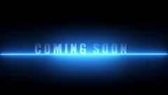 Coming Soon Cinematic Intro Outra Stock Footage