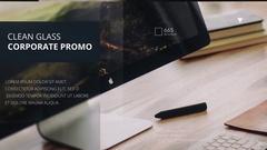 Corporate Glass Slideshow Kuvapankki erikoistehosteet