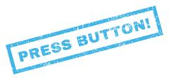 Press Button! Rubber Stamp Stock Illustration