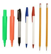 Writing Implements Stock Photos