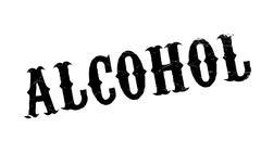 Alcohol rubber stamp Piirros